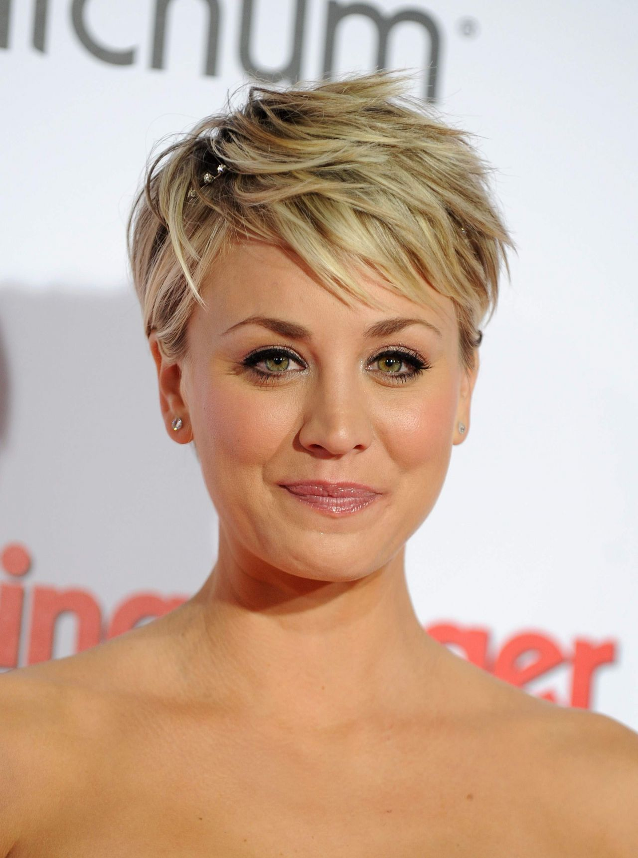 Kaley Cuoco The Wedding Ringer Premiere In Hollywood