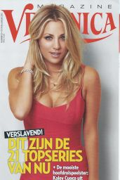 Kaley Cuoco - Veronica TV Magazine - January 2015
