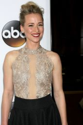 Karine Vanasse – Disney & ABC Television Group's TCA Winter Press Tour in Pasadena, Jan. 2015