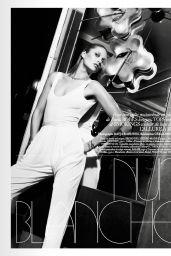 Karmen Pedaru - Vogue Magazine (France) February 2015 Issue