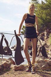 Karolina Kurkova - Giuseppe Zanotti Spring/Summer 2015 Campaign