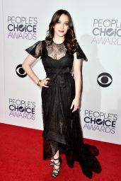 Kat Dennings – 2015 People's Choice Awards in Los Angeles