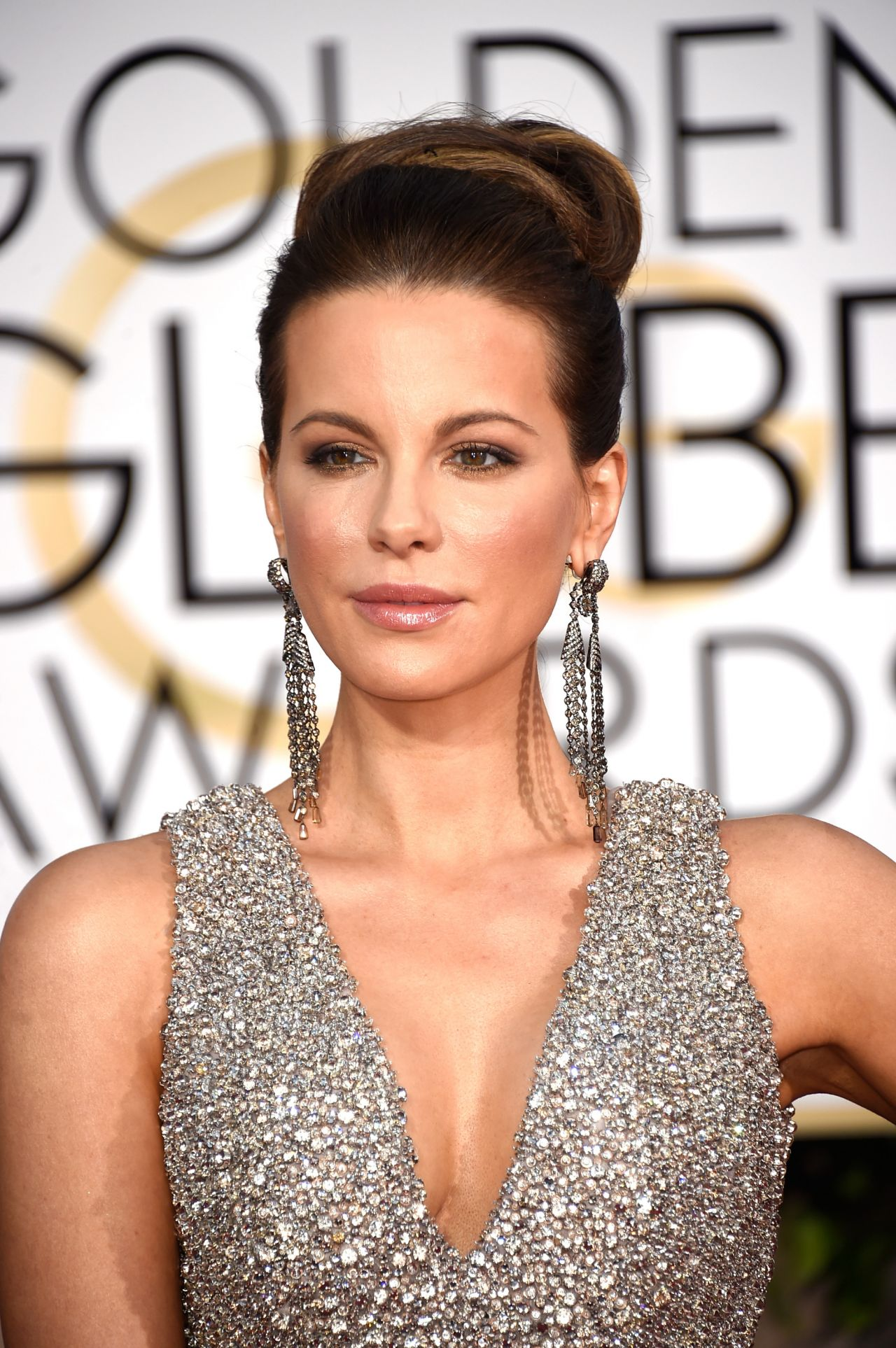 Kate Beckinsale – 2015 Golden Globe Awards in Beverly Hills