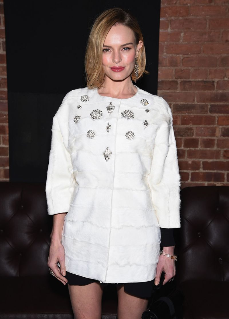 Kate Bosworth - Montblanc and Dom Perignon