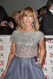 Kate Garraway – 2015 National Television Awards in London
