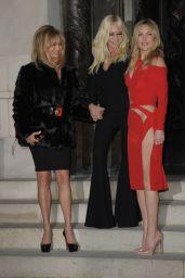 Kate Hudson - Versace Fashion Show in Paris - January 2015