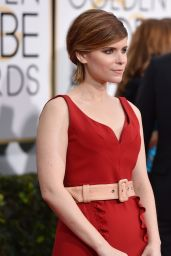 Kate Mara – 2015 Golden Globe Awards in Beverly Hills