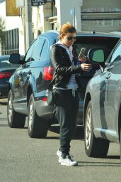 Kate Mara - Out in West Hollywood, January 2015