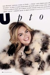 Kate Upton - Elle Magazine (Italia) - January 2015 Issue