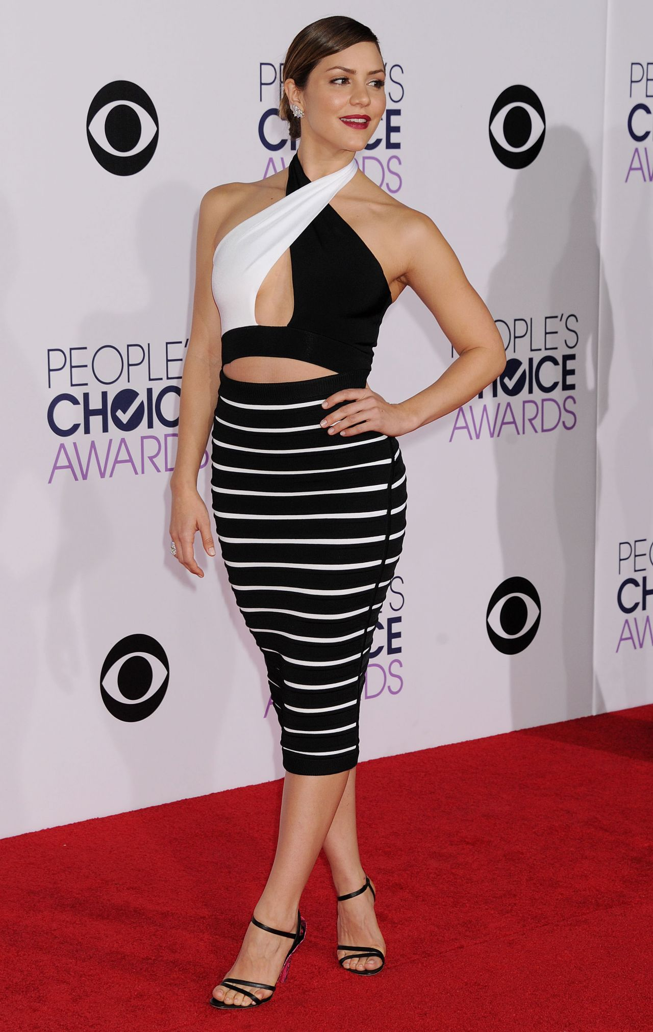 Katharine McPhee – 2015 People's Choice Awards in Los Angeles