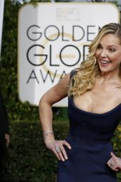 Katheine Heigl - 2015 Golden Globe Awards in Beverly Hills