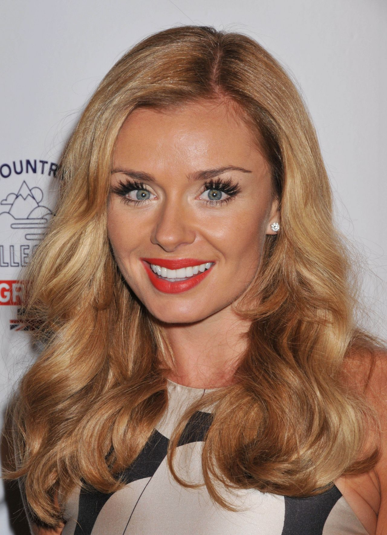 Katherine Jenkins Style - VISITBRITAIN celebrates The Countryside Collection Launch in New York City