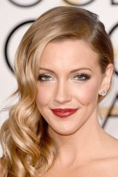 Katie Cassidy – 2015 Golden Globe Awards in Beverly Hills