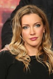 Katie Cassidy - CW Arrow Panel TCA Press Tour in Pasadena - January 2015