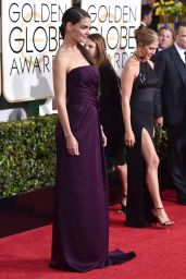 Katie Holmes – 2015 Golden Globe Awards in Beverly Hills