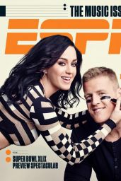 Katy Perry - ESPN Magazine Cover and Pics - February 2015