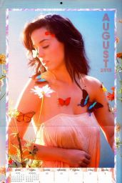 Katy Perry Official Calendar 2015