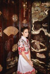 Kaya Scodelario - Photoshoot for InStyle Magazine March 2015