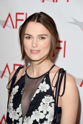 Keira Knightley – 2015 AFI Awards in Beverly Hills