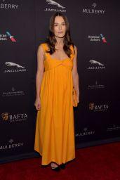 Keira Knightley – 2015 BAFTA Tea Party in Los Angeles