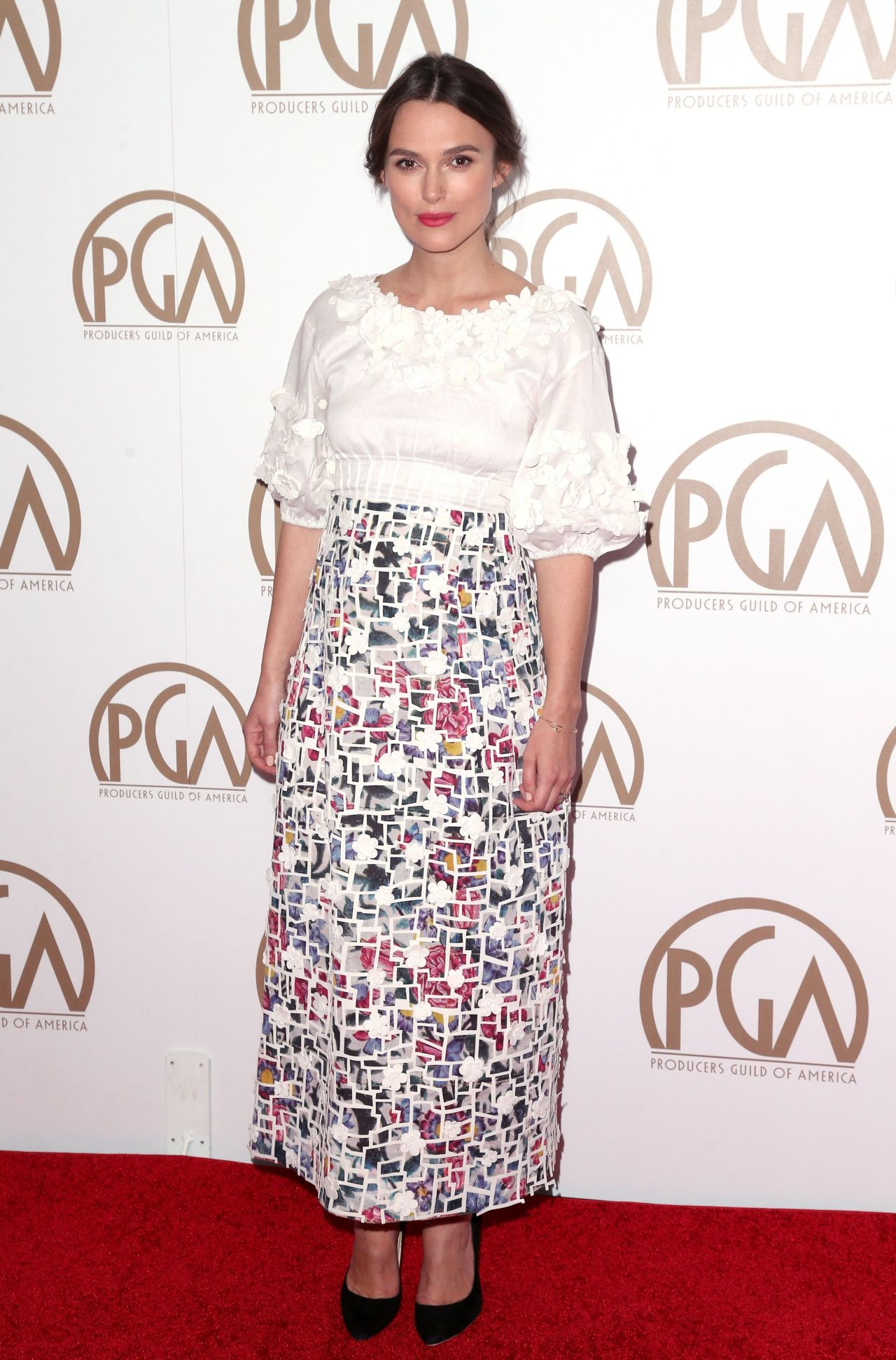 Keira Knightley – 2015 Producers Guild Awards in Los Angeles