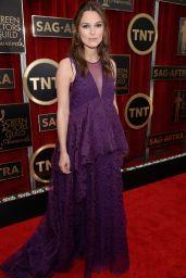 Keira Knightley – 2015 SAG Awards in Los Angeles