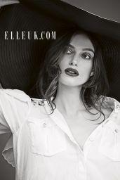Keira Knightley - Elle Magazine (UK) March 2015 Issue