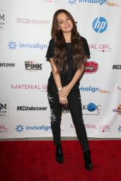 Kelli Berglund at Launch of KC Undercover, January 2015