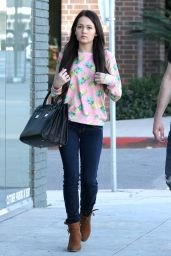 Kelli Berglund - Out in Beverly Hills, Jan. 2015