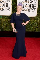 Kelly Osbourne – 2015 Golden Globe Awards in Beverly Hills