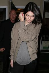 Kendall Jenner - at Jack N Jill