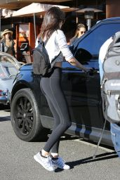 Kendall Jenner Booty in Tights - Out in Beverly Hills, January 2015