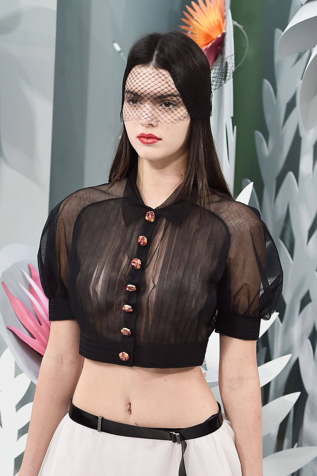 Kendall Jenner     Chanel    s Spring-Summer 2015 Fashion Show in    Kendall Jenner Chanel 2014