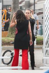 Kendall Jenner & Gigi Hadid - Photoshoot in Venice Beach in California, Jan. 2015