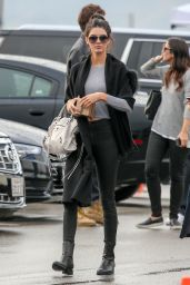 Kendall Jenner - Leaving a Photoshoot in Venice Beach, January 2015