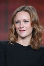 Kerry Bishe - Halt and Catch Fire Panel TCA Press Tour in Pasadena