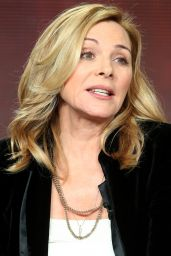 Kim Cattrall - 2015 Winter TCA Tour