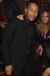 Kim Kardashian - Celebrating John Legend