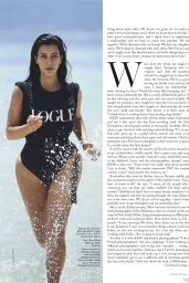 Kim Kardashian - Vogue Magazine (Australia) February 2015 Issue