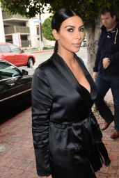 Kim Kardashian – W Magazine Luncheon in Los Angeles, January 2015
