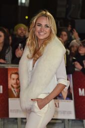 Kimberley Garner – 'Mortdecai' Premiere in London