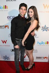 Kira Kosarin - Paris Berelc Sweet Sixteen Birthday Party in Hollywood, January 2015