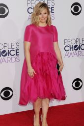 Kristen Bell – 2015 People's Choice Awards in Los Angeles
