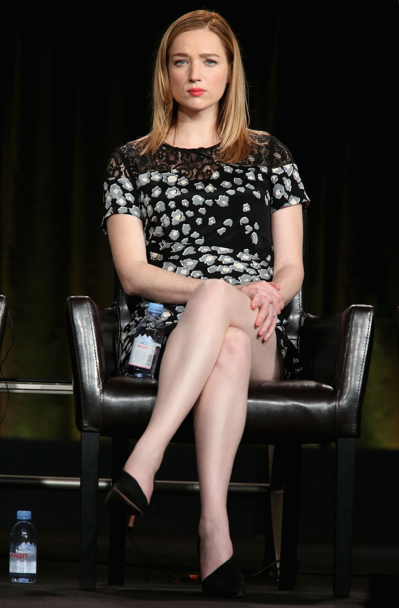 Kristen Connolly - The Whispers Panel TCA Press Tour in
