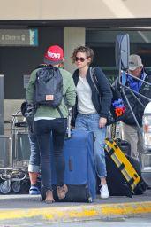 Kristen Stewart - Hawaii Airport, January 2015