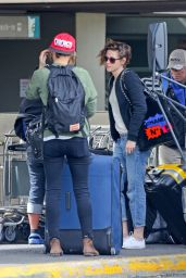 Kristen Stewart - Hawaii Airport, January 2015
