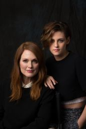 Kristen Stewart & Julianne Moore - USA Today Portraits - January 2015