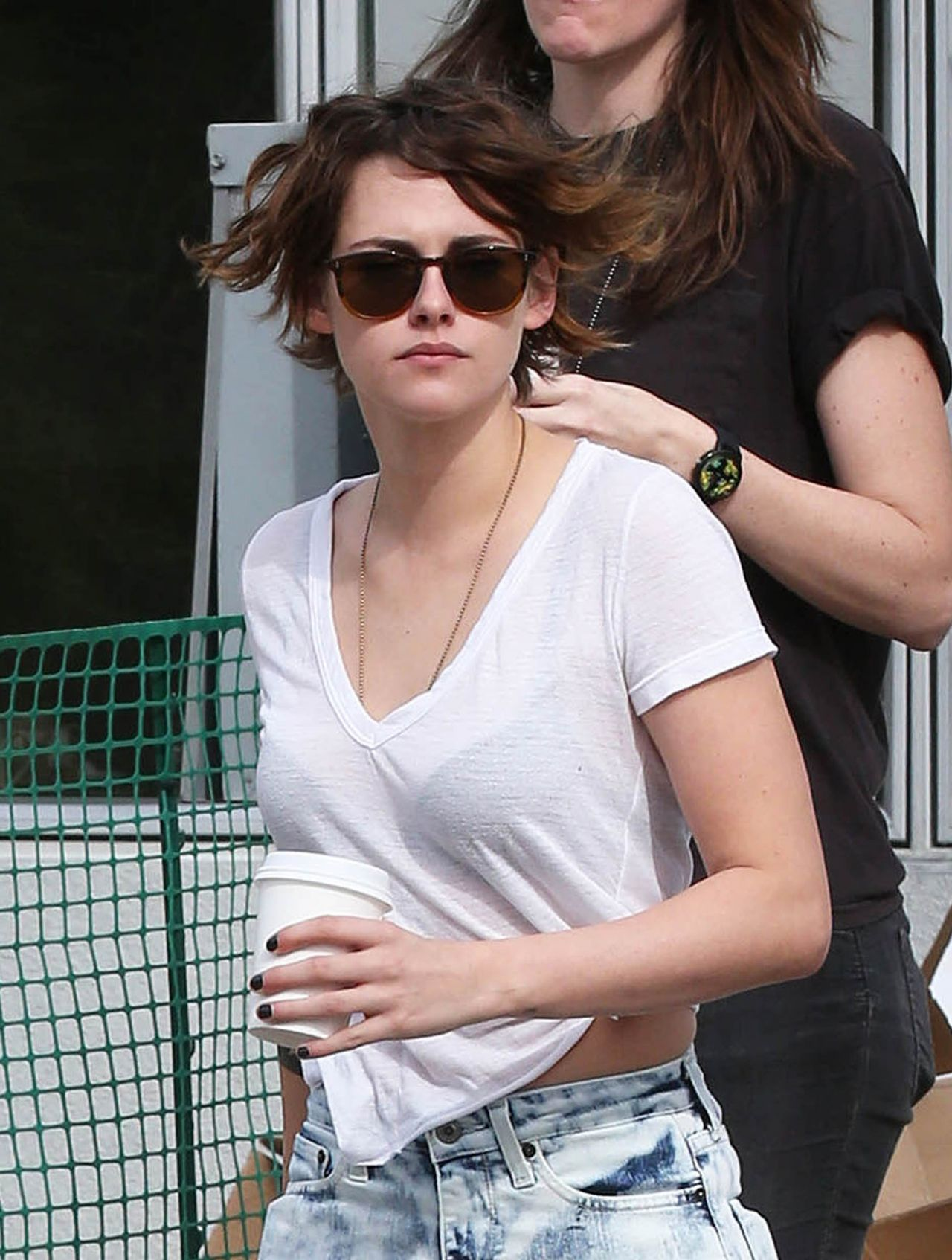 Kristen Stewart - Out in LA - January 2015