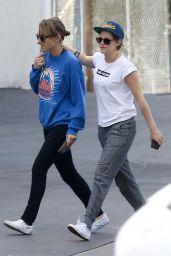 Kristen Stewart - Out in Los Angeles, January 2015