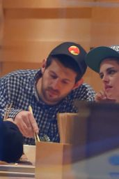 Kristen Stewart - Out With Friends in NYC - Jan 2015
